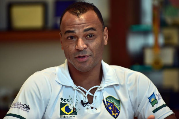 Cafu - FAMOUS SOCCER PLAYERS